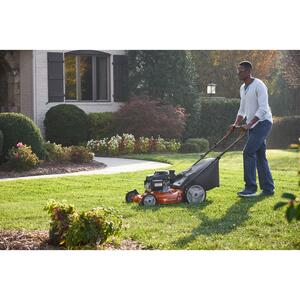 Husqvarna  7021P  160 cc Manual-Push  Lawn Mower