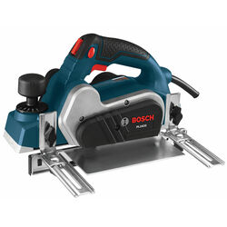 Bosch  3.25 in. Corded  Planer  Bare Tool  6.5 amps 120 volt 1/8 in. D 1 blade