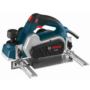 Bosch  3.25 in. Corded  Planer  6.5 are 120 volt 1/8 in. D 1 blade