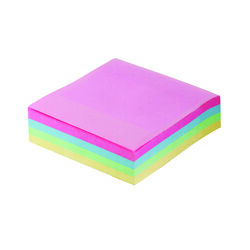 AHC  3 in. W x 3 in. L Assorted  Sticky Notes  24 pad