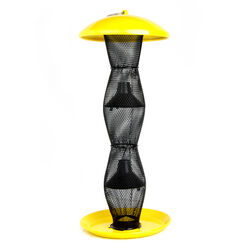 Perky-Pet  Finch  2 lb. Metal Mesh  Bird Feeder