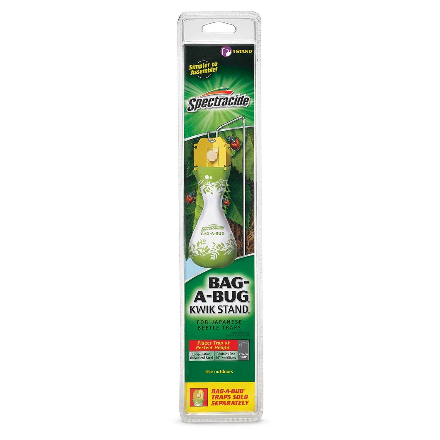 Spectracide  Bag-A-Bug  Insect Trap  1 pk