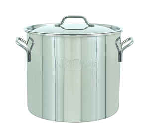 Bayou Classic  Stockpot  Stainless Steel  40 quarts qt.
