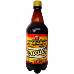 Frostop  Root Beer  Soda  32 oz. 1 pk