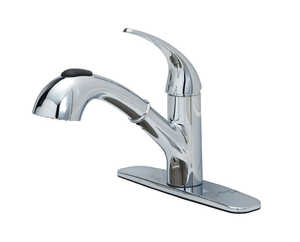 OakBrook  Pacifica  Pull-Out  One Handle  Chrome  Kitchen Faucet