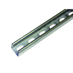 Unistrut  1-5/8 in. Dia. x 48 in. L Galvanized Steel  Strut Channel  For IMC