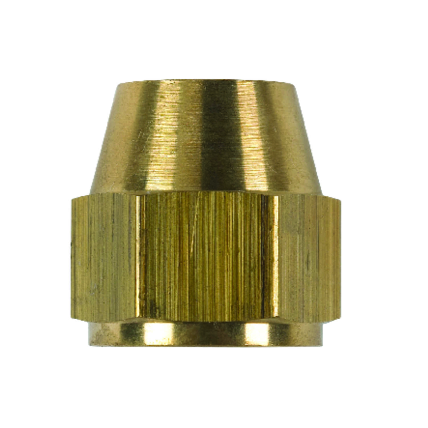 JMF  1/2 in. Flare   Brass  Nut
