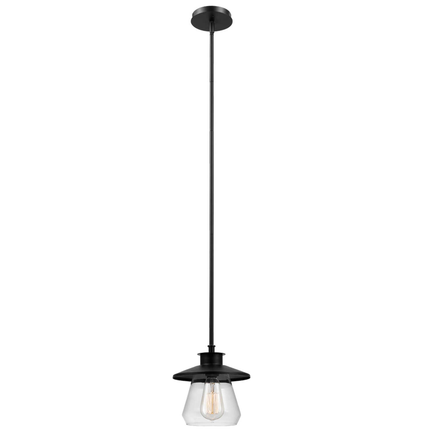 Globe  Matte  Brown  1 lights Pendant Light