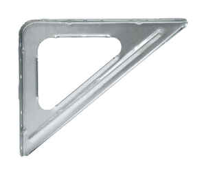 Simpson Strong-Tie  Silver  Steel  Bracket  16 Ga. 11 in. L
