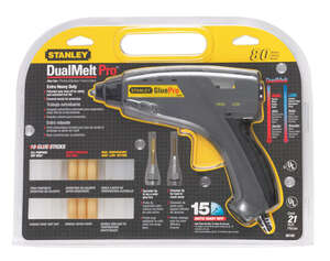 Stanley  80 watts Dual Temperature  Glue Gun