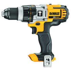 DeWalt 20 volt 1/2 in. Brushed Cordless Hammer Drill Tool Only
