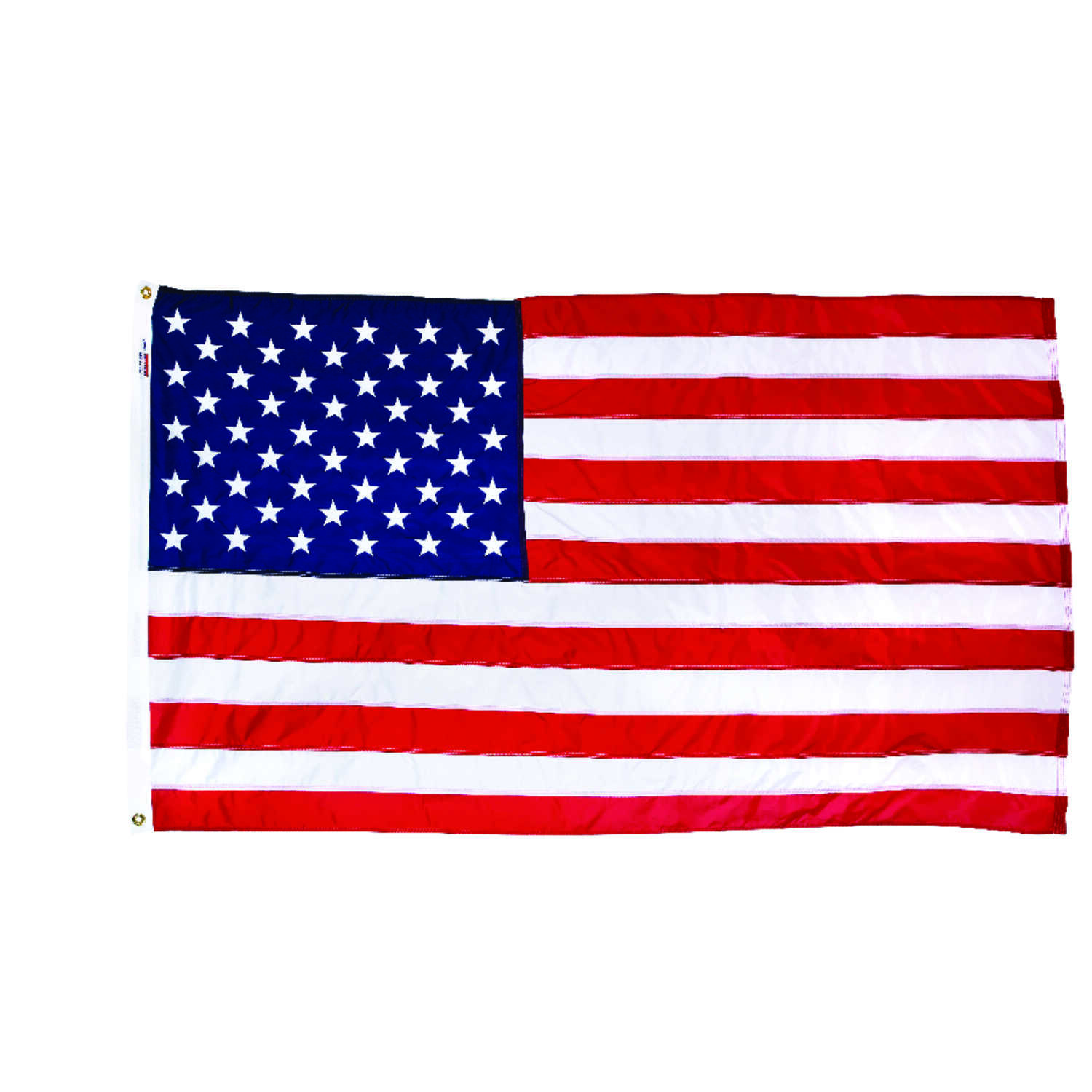 Valley Forge  American  48 in. H x 72 in. W Flag