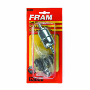 Fram  10 micron Conductive  Metal  Fuel Filter
