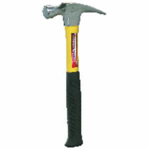 Ace  16 oz. Rip Claw Hammer  Steel Head Fiberglass Handle  13.23 in. L