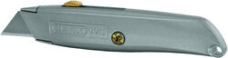 Stanley  Classic 99  6 in. Retractable  Utility Knife  Gray  1 pk