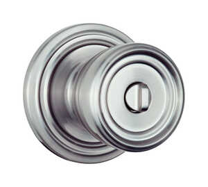 Brinks  Barrett  Satin Nickel  Single Cylinder Lock  For All Home Doors KW1  ANSI Grade 2