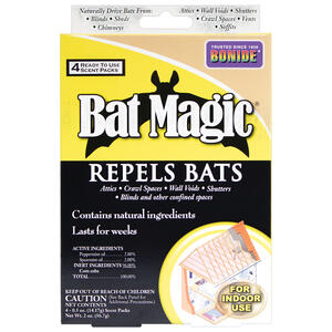 Bonide  Bat Magic  Animal Repellent  Granules  For Bats 2 oz.