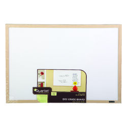 Quartet  16.7 in. H x 22.5 in. W Screw-Mounted  Dry Erase Board