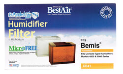 Best Air  Humidifier Wick  1 pk For Fits for Essickair, Bemis and Aircare