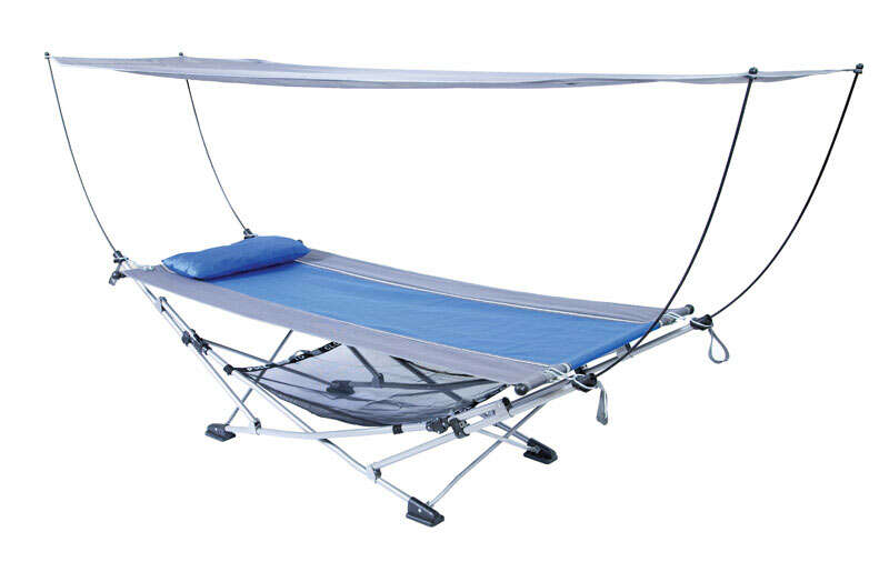 Mac Sports  26.4 in. W x 91.3 in. L Portable Hammock  With Stand