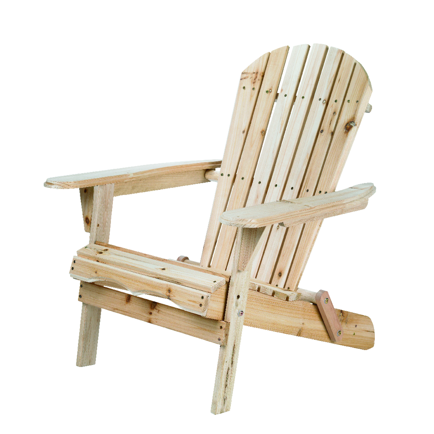 living accents foldable natural wood foldable chair ace hardware