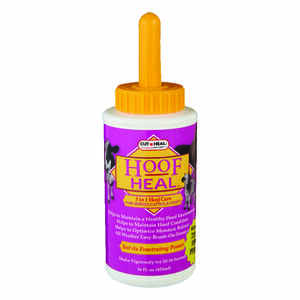 Cut Heal  Liquid  Hoof Treatment  For Cattle/Horse/Goats 16 oz.