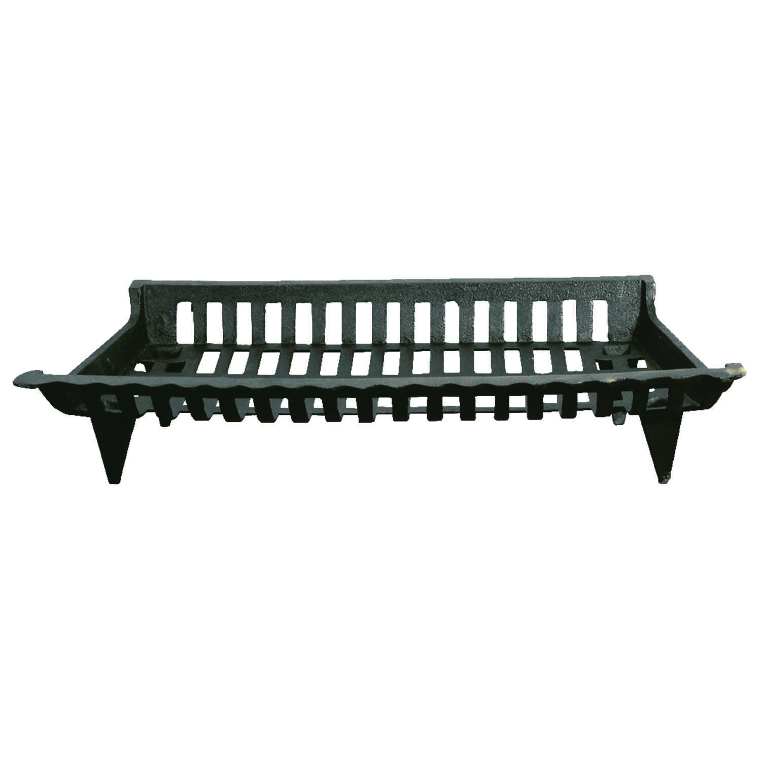 Ace  Black  Cast Iron  Fireplace Grate