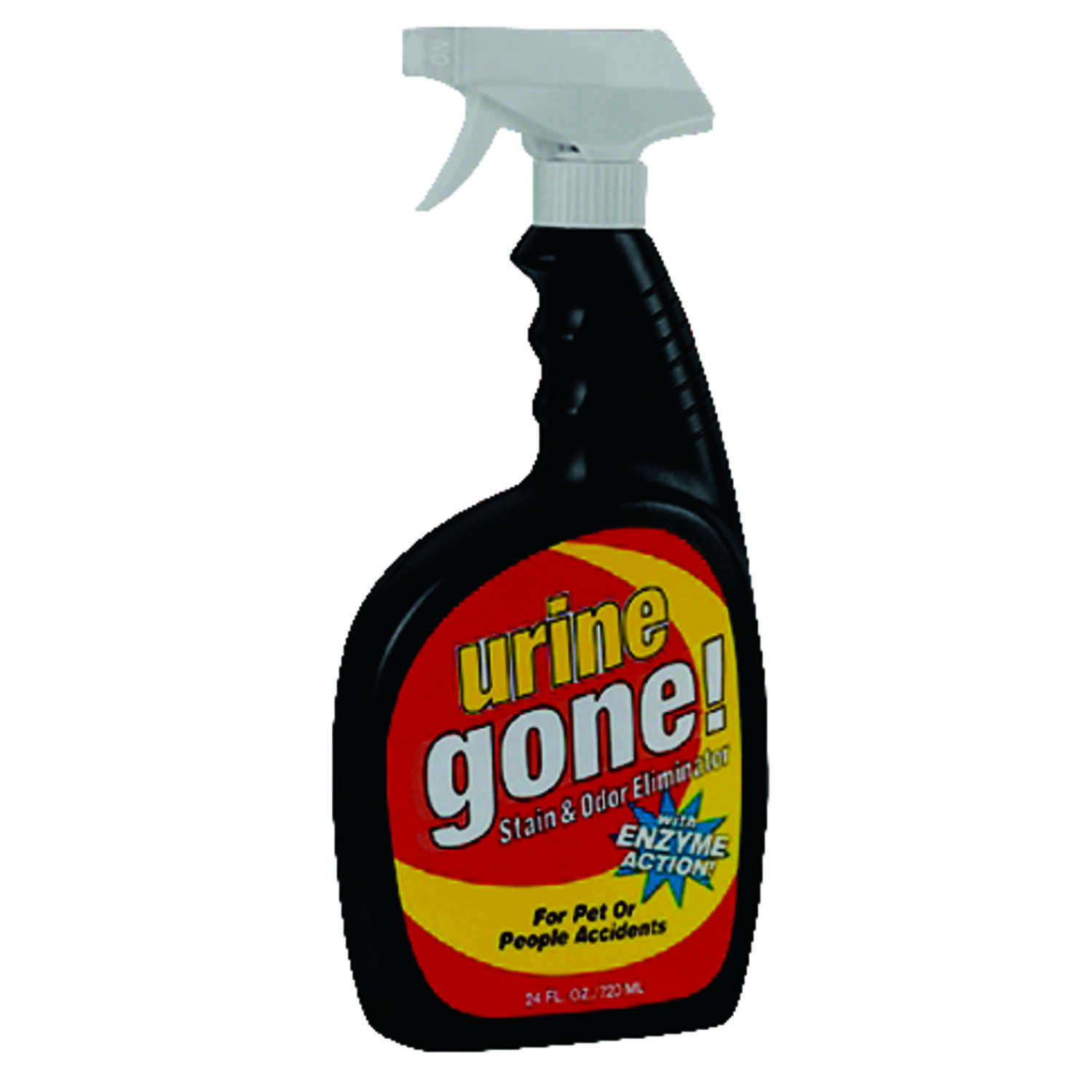As Seen on TV  Urine Gone  No Scent Stain and Odor Remover  24 oz. Liquid