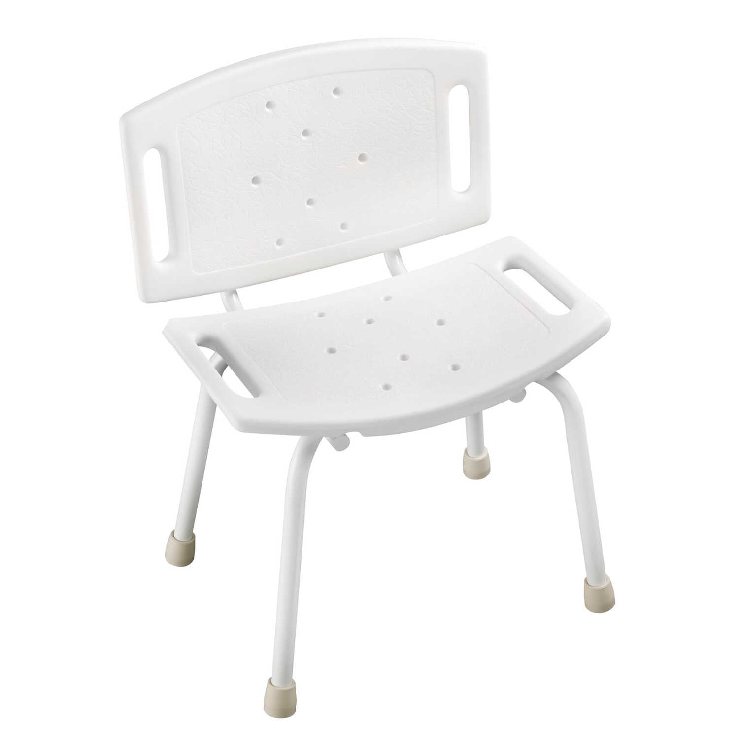 Delta  White  Tub and Shower Chair  Plastic  28-3/4 in. H x 11 in. L