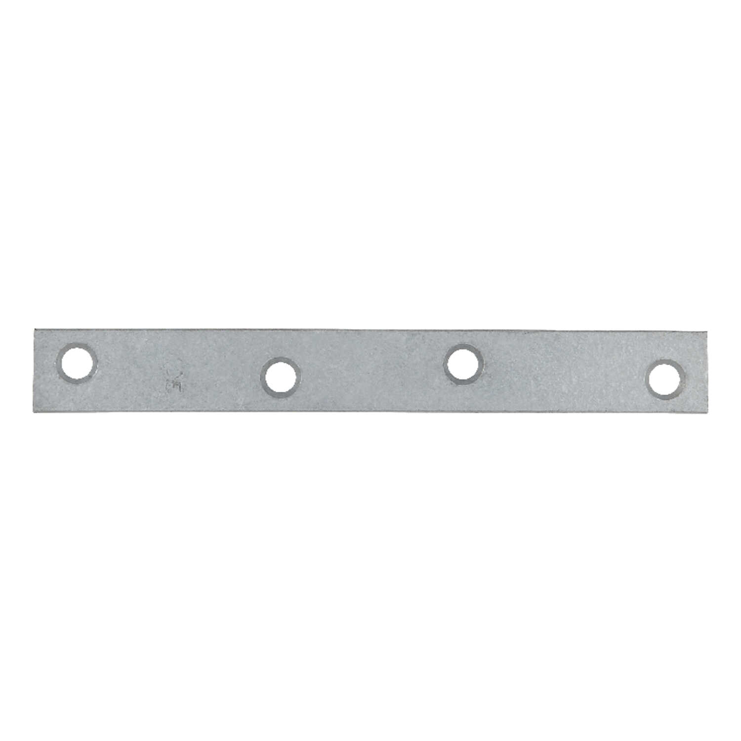 Ace  6 in. H x 0.75 in. W x .131 in. L Galvanized  Steel  Mending Brace