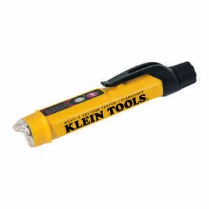 Klein Tools  12- 1000V AC  LED  Non-Contact Voltage Tester  1 pk