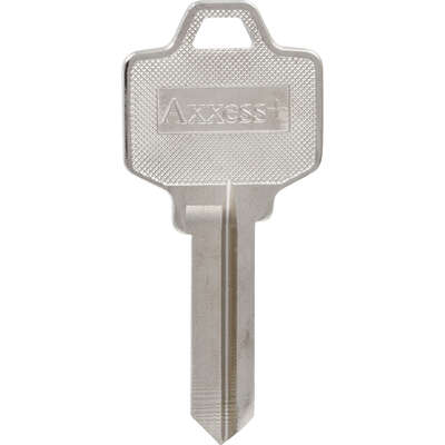 Hillman  Traditional Key  House/Office  Key Blank  74  NA6, NA25  Single sided For National Locks