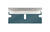 American Line Extra Keen High Carbon Steel Single Edge Razor Blade 1.5 in. L 100 pc.
