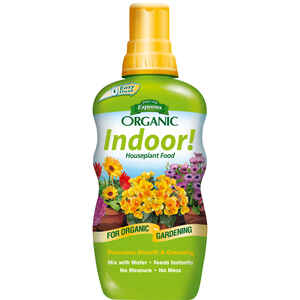 Espoma Organic  Indoor  Liquid  Organic Plant Food  8 oz.