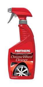 Mothers  Chrome Wheel Cleaner  24 oz.