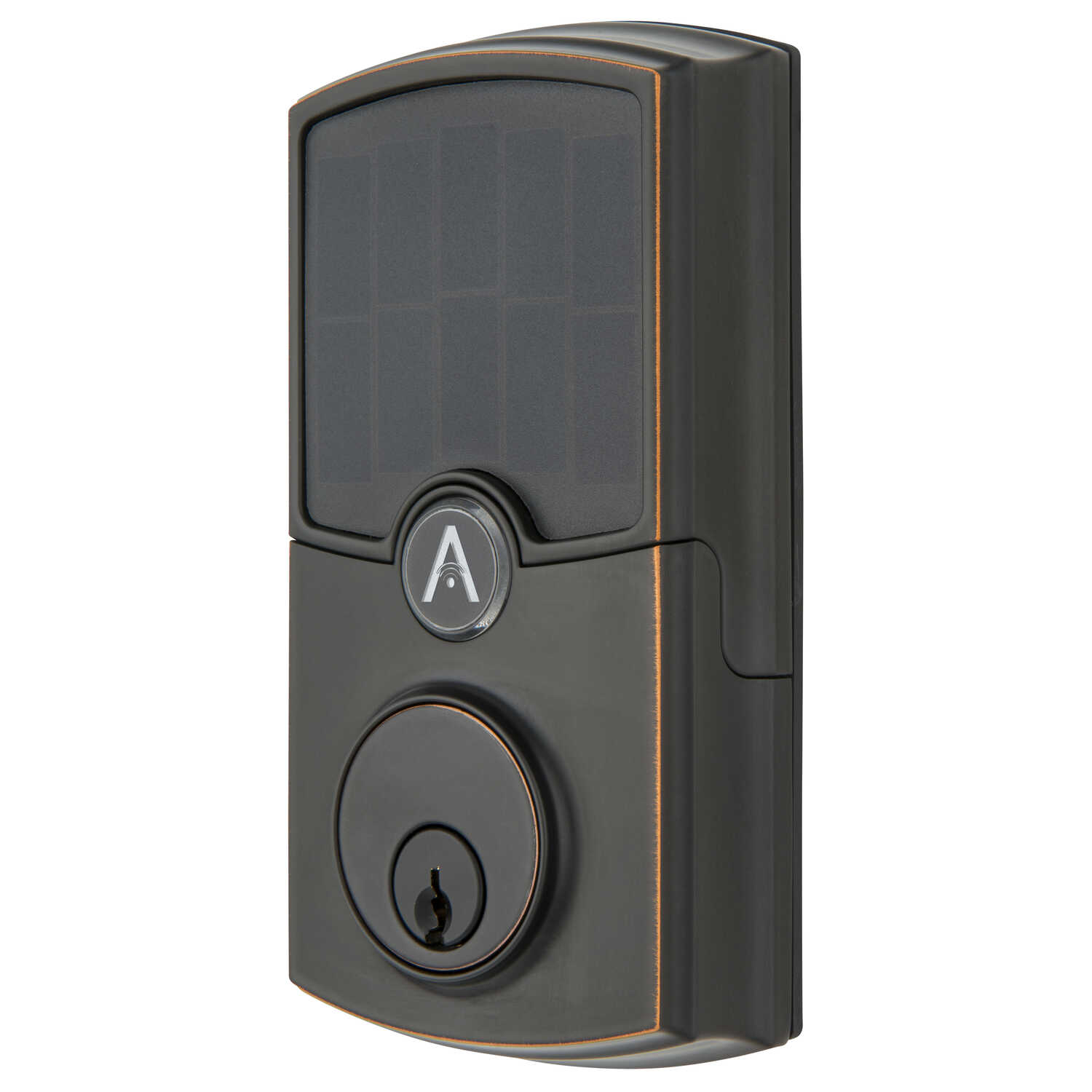 Array By Hampton  ARRAY Barrington  Tuscan Bronze  Zinc  Electronic Deadbolt