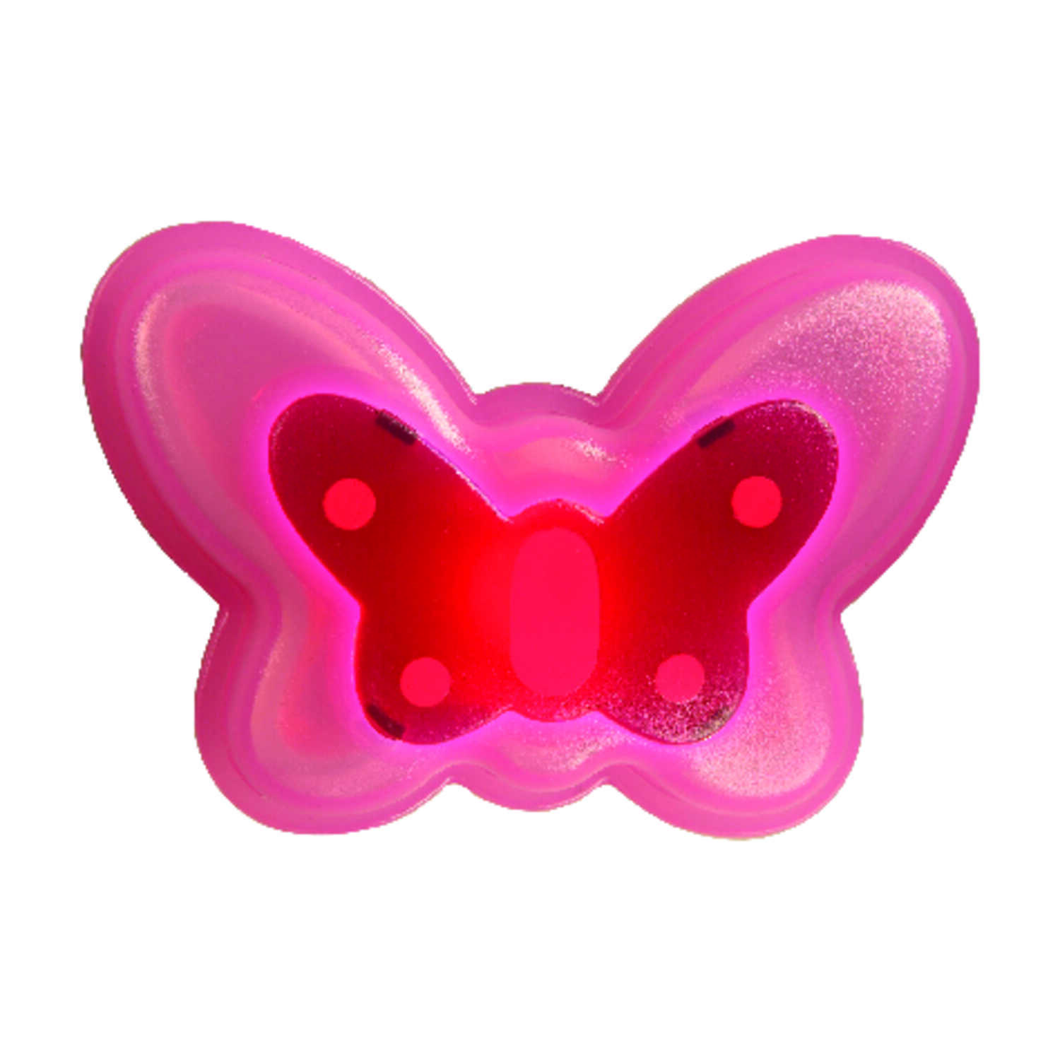 Amerelle  Automatic  Plug-in  Butterfly  Neon  Night Light