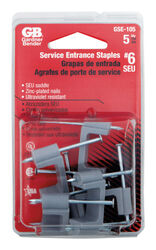 Gardner Bender  3/4 in. W Plastic  Insulated Service Entrance Cable Strap  5 pk