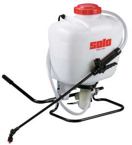 Solo  Adjustable Spray Tip Backpack Sprayer  4 gal.