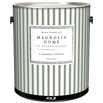 Magnolia Home by Joanna Gaines  KILZ  Eggshell  Tint Base  Base 3  Acrylic  Paint and Primer  Indoor