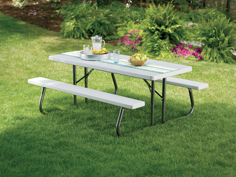 Picnic Tables Portable Picnic Tables And Frames At Ace Hardware