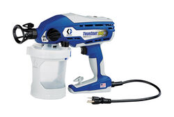 Graco  TrueCoat 360  1500 psi Metal  Airless  Airless Sprayer