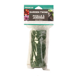 Panacea  0.08 in. W Green  Fabric  Garden Twine