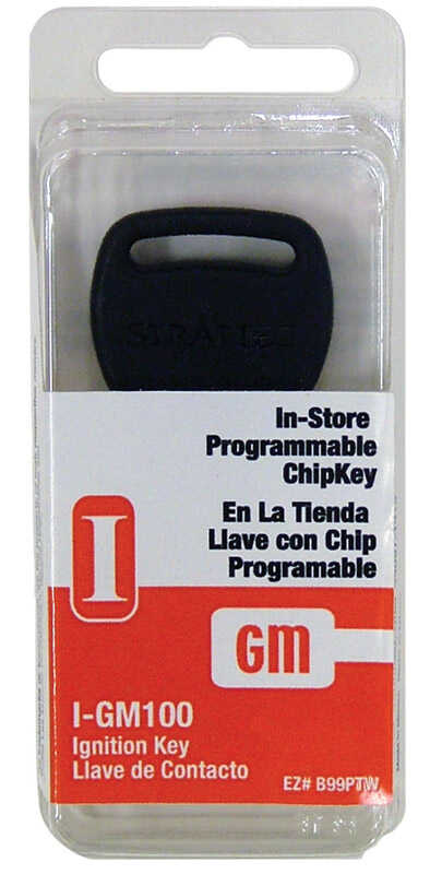 Hy-Ko  Automotive  Chipkey  EZ# I-GM100  Double sided For General Motors