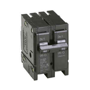 Eaton  Cutler-Hammer  60 amps Plug In  2-Pole  Circuit Breaker