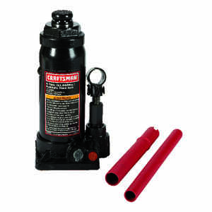 Craftsman  Hydraulic  Automotive Bottle Jack  6 ton