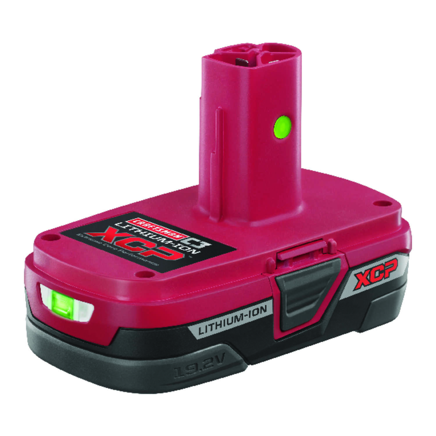Craftsman  C3 XCP  19.2 volt Lithium-Ion  1.5 Ah 1 pc. Compact Battery Pack
