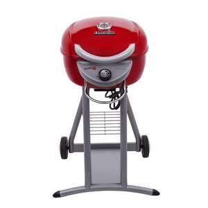 Char-Broil  Patio Bistro  Electric  Red  Grill