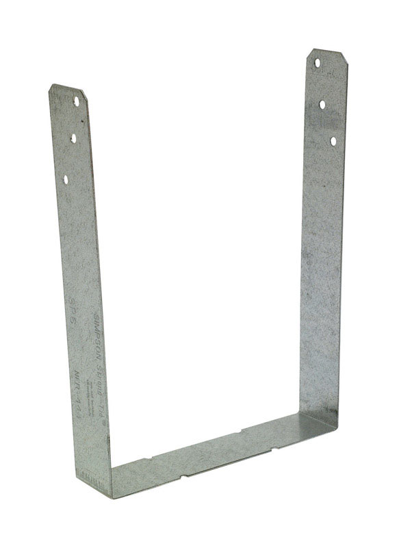 Simpson Strong-Tie  5.6 in. 1.3 in. Stud Plate  Galvanized  Steel  7.7 in.