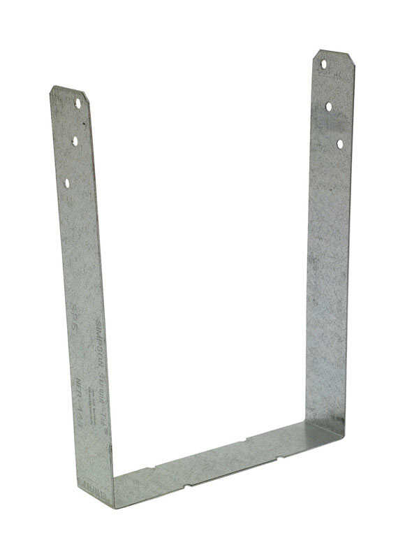 Simpson Strong-Tie  5.6 in. H x 7.7 in. L x 1.3 in. W Galvanized  Steel  Stud Plate